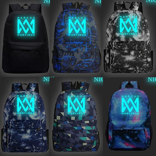 Laptop Backpack, martinu, School, Fashion
