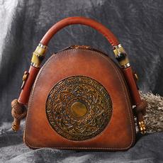 women's shoulder bags, Vintage, Designers, cowhidebag