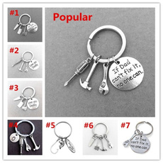 Key Chain, Jewelry, Gifts, dad in jewelry