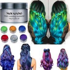 Fashion, hairdyewax, temporaryhairdye, hairpomade