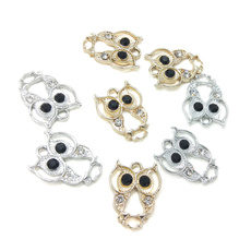 Owl, Crystal, Fashion, Jewelry