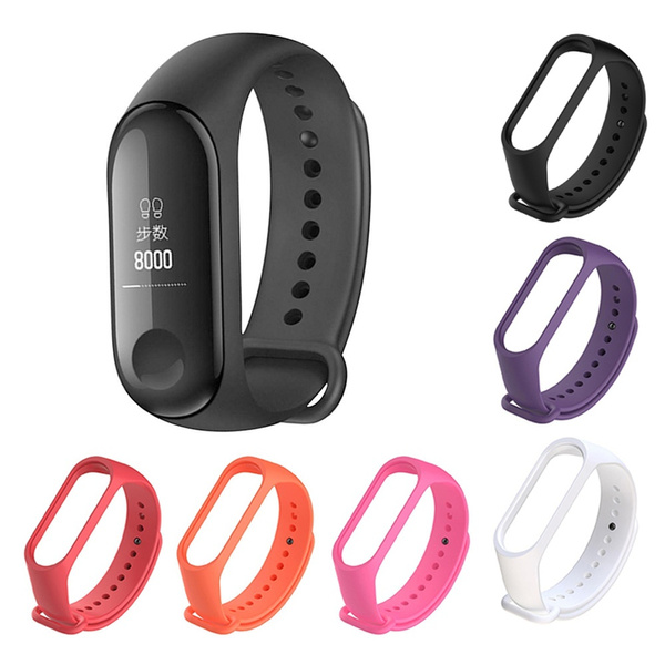 silliconband, xiaomiband3, Bracelet, xiaomi