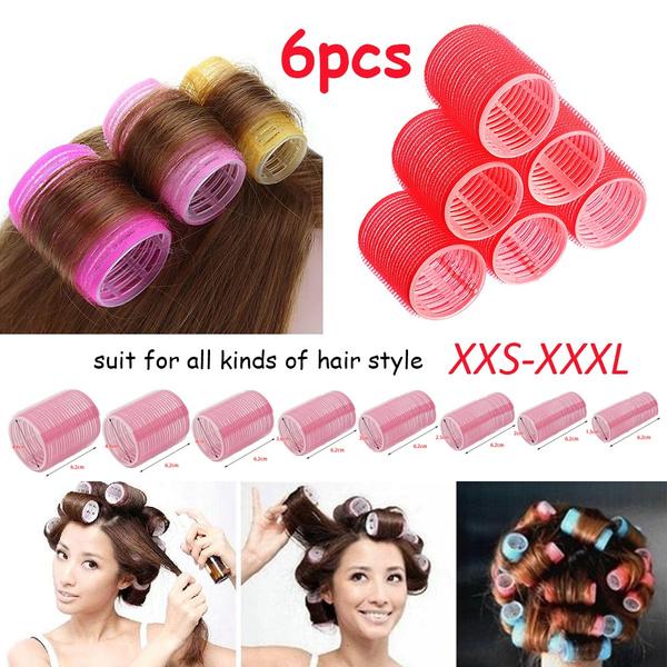 Hair Curlers, hairsalon, hair twister, Hair Rollers