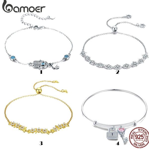 bracelets bangles silver, Fashion, Jewelry, wrap bracelet