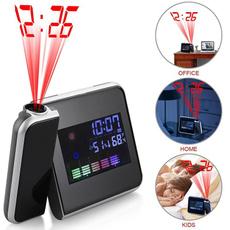 projectionalarmclock, humidityclock, led, thermometerclock