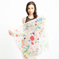 scarves or scarfs, woman fashion, Fashion, Floral