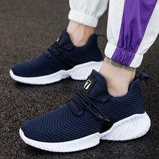 knitted, Sneakers, Outdoor, Running