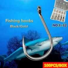 Steel, fishinghook, fish, Fishing Tackle