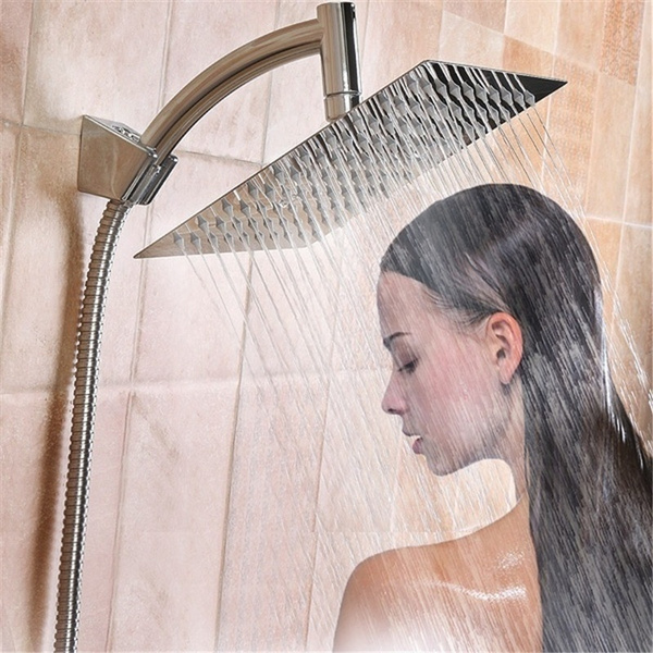 squareshowerhead, Bathroom, Fashion, showersprayer