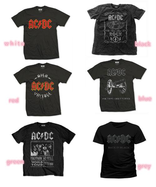 AC, noir, Shirt, officiel
