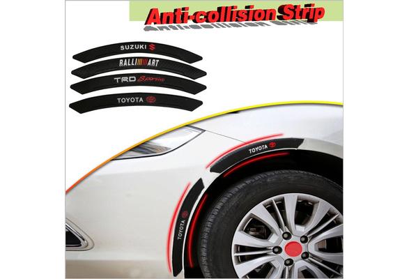 Alwayswe 8/m auto adesivo Protector mozzo ruota auto striscia decorativa auto RIM//tire Protection Care Covers Drop Ship car-styling
