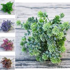 diysucculentplant, Home & Kitchen, Decor, Flowers