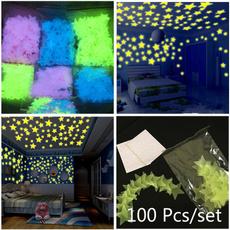 glowingwallsticker, wallstickersampmural, wallstickersforkidsroom, pentagram