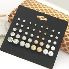 20pair, Set, Jewelry, Earring