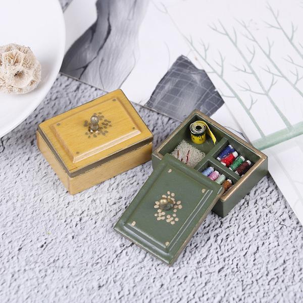 Box, Mini, Fantastic, Vintage