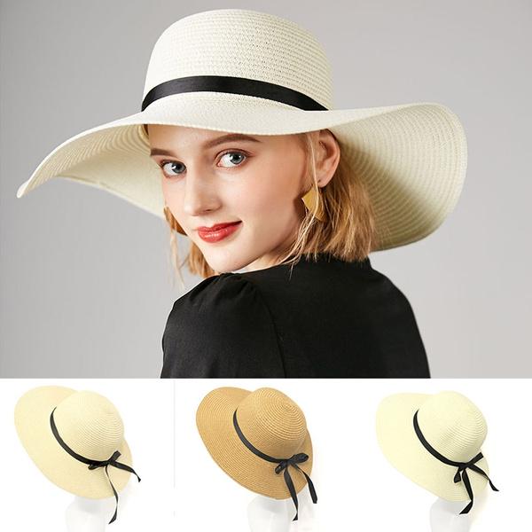Summer, Fashion, women hats, beachcap