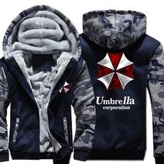 gaes, cardigan, Umbrella, Winter