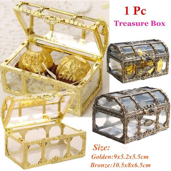 Storage Box, Box, treasurecase, piratetreasurechest