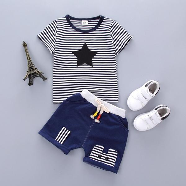 Summer, Fashion, Star, boysclothing
