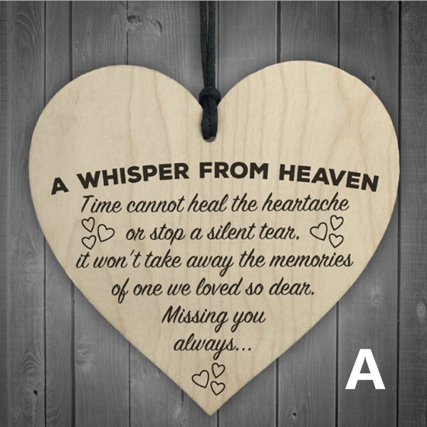 woodenheart, Home Decor, Gifts, keepsake