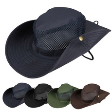 Moda masculina, camping, Breathable, Cap