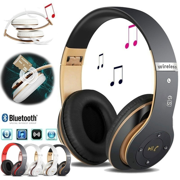 IPhone Accessories, Heavy, Bass, wirelessbluetoothheadphone