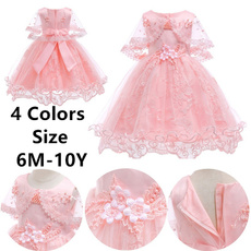 Fashion, Lace, kidsdres, Dress