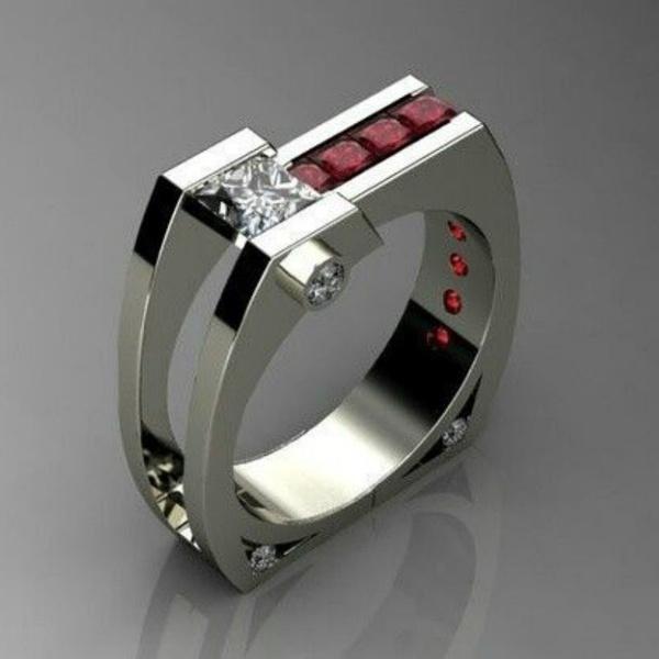 White Gold, DIAMOND, gold, Engagement Ring