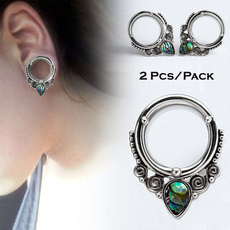 Jewelry, expanderearstud, tear, dropearplug