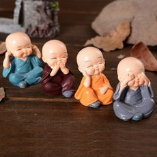 Funny, lovely, chinesestyleornament, carsdecoration