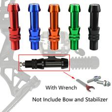 Archery, bowfishingreelseat, wrenchadapter, compoundbow