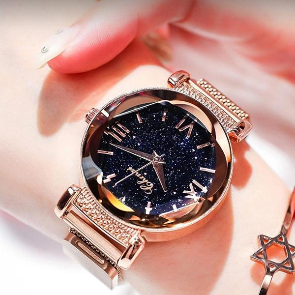 starryskywatch, magnetbucklewatch, Fashion, Sky