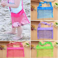 seashellstoragebag, beachbag, meshpackage, Toy