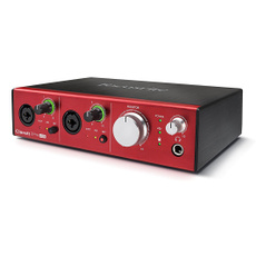 2pre, 10in4out, usb, interface