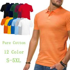 purecolorpolo, herrenmode, Cotton, tshirt men