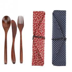 bambooflatwarewithbag, woodenspoonfork, woodencutleryset, woodencutlery