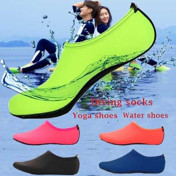 Summer, beach volleyball socks, beach shoes, unisex