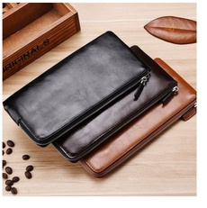 leather wallet, woman fashion, Wallet, leather