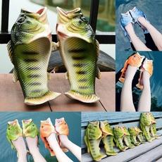 Summer, Sandals, uniqueshoe, Funny