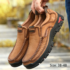 Shoes, hikingboot, Plus Size, leather shoes