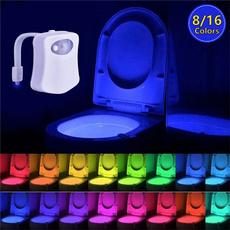 Baño, lednightlight, lights, toiletbowllight
