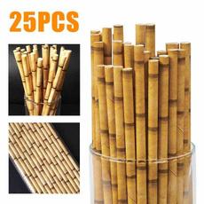 Fashion, Hawaiian, bambooprintstraw, straw