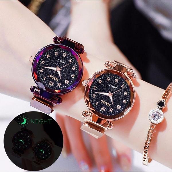 Watches, quartz, Sky, Buckles