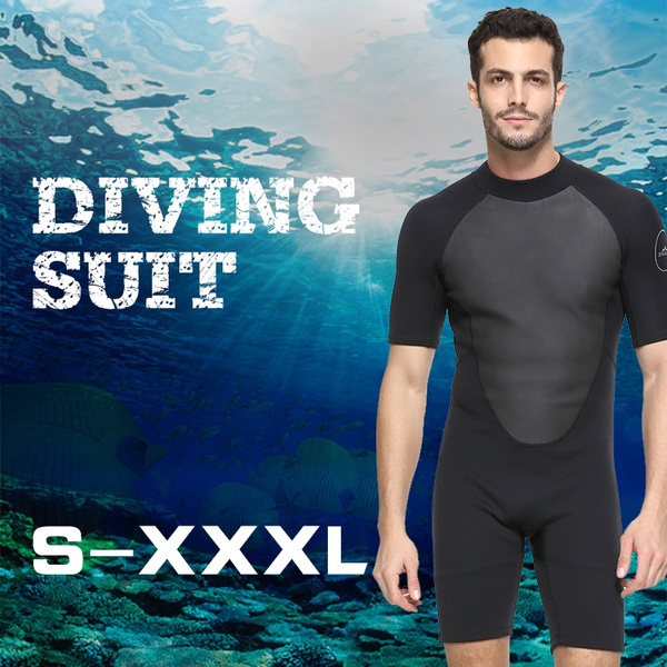 underwater, divingsuit, Surfing, Men