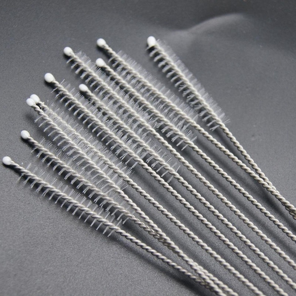 Steel, Cleaner, strawcleaner, Glass