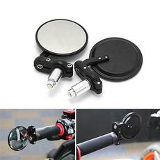 motocyclepart, sidemirror, Motorcycle, Aluminum