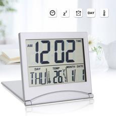 calendarclock, Clock, deskclock, temperatureclock