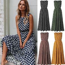 Summer, dressesforwomen, long dress, Vestidos