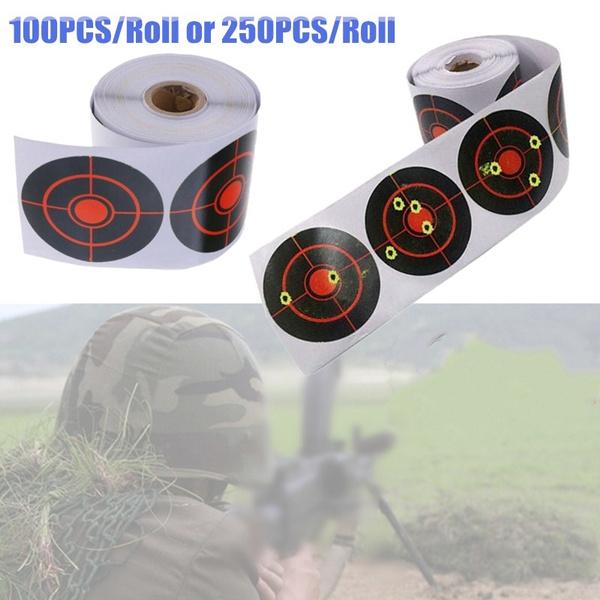 targetstickerroll, shootingaccessorie, target, shootingtraining