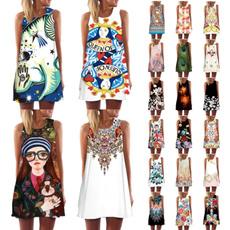 Mini, fashion women, short dresses, Classics
